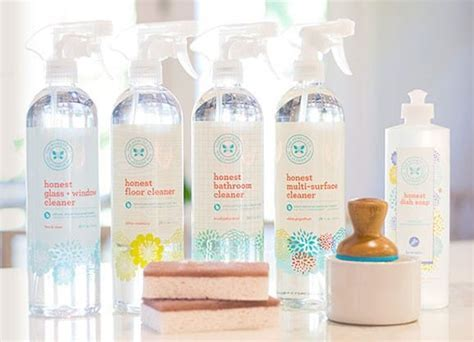 Save 25% Off Honest Cleaning Products with Code CLEANFUN