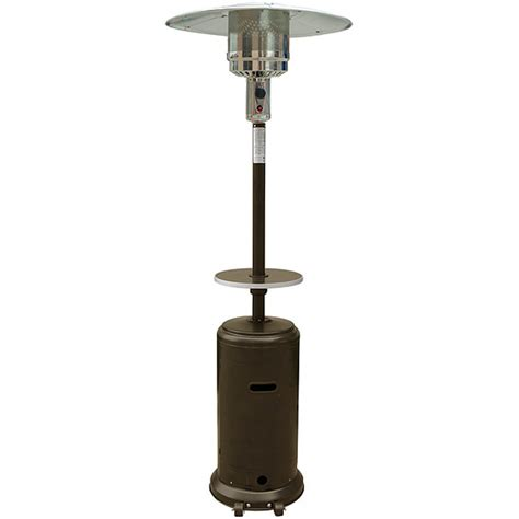 Gardensun Gold Hammered Bronze 41 000 Btu Outdoor Propane Gardensun Patio Heater Parts