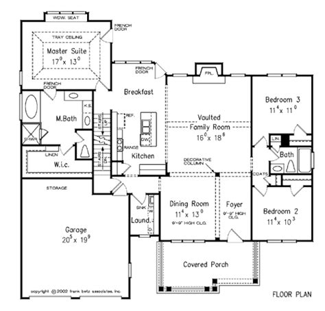 frank betz floor plans roswell home plans and house plans by frank betz associates