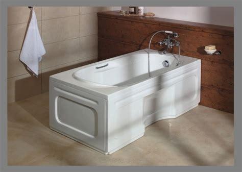 Badewanne Rechteck Acryl Wannenträger 140x75, 150x75 Wanne