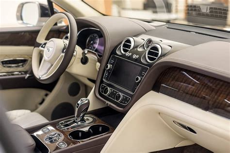 bentley bentayga interior bentley bentayga interior image 46