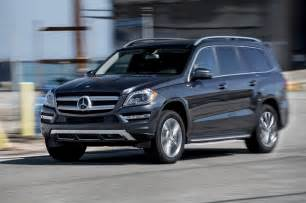 Mercedes Suv 4matic 2015 Mercedes Gl450 4matic Test Photo Gallery