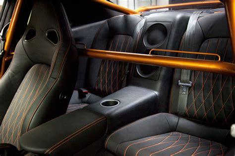 Handmade Interiors - titan motorsports 187 nissan gtr leather