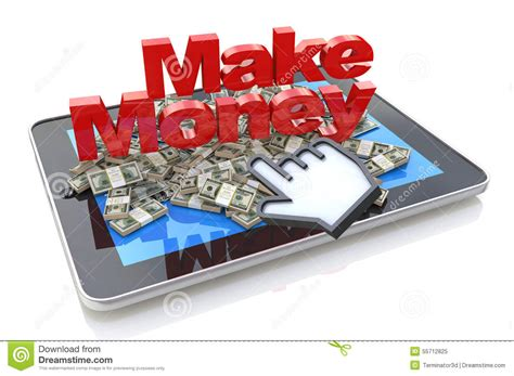Make Money Fixing Computers Online - making money online tablet pc computer with 3d text make