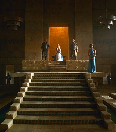 of thrones throne room hbo taunts of thrones fans with a stunning sneak peek