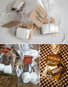 S Mores Favors by Diy Smores Favor Kits Just B Cause