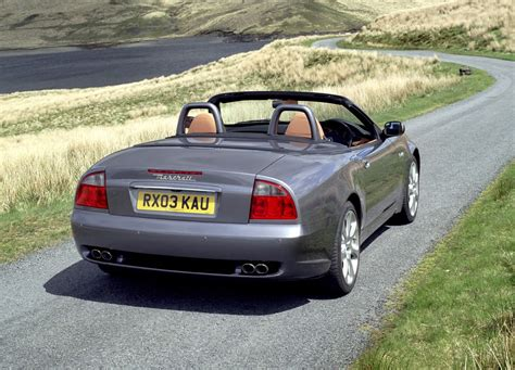 Maserati Coupe Reliability by Maserati Spyder Convertible Review 2002 2005 Parkers