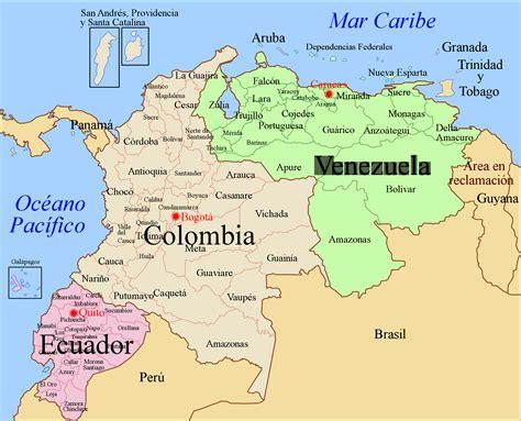 imagenes de venezuela y colombia eloy alfaro