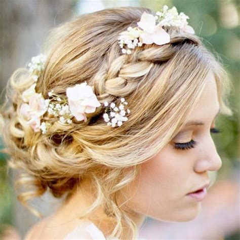 where to find a hair accessorie called a bump it for the crown of your head best 20 flowers in hair ideas on pinterest bridesmaid