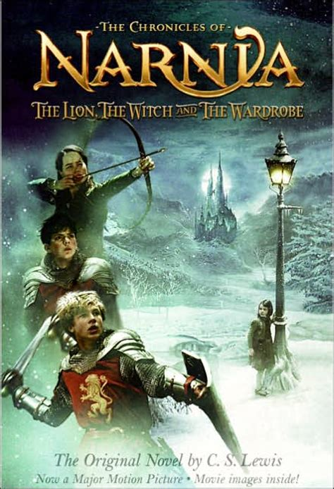 Witch And The Wardrobe Series the chronicles of narnia
