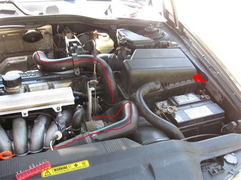 pcv system repair   volvo  cylinder