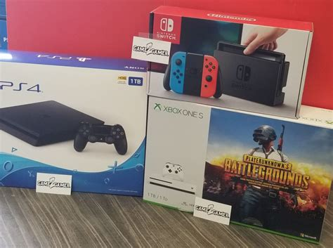 Game Console Giveaway - game 2 gamer