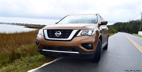 nissan pathfinder platinum 2017 nissan pathfinder platinum 4wd road test review