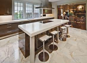 Marble Floors Kitchen Design Ideas Marble Floor Kitchen Interior Home Design