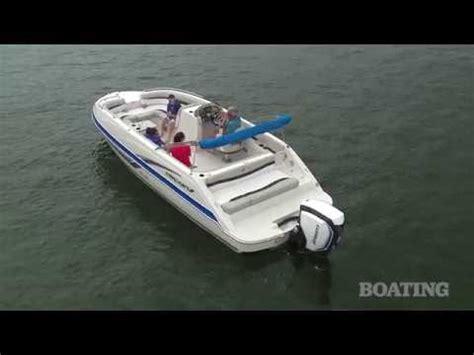 boating magazine reviews boating magazine review starcraft mdx 231 e ob youtube
