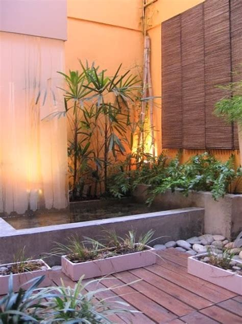 decorar un patio interior decorar un patio interior moderno jardindecora flores y