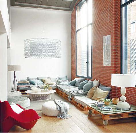 Sofa Pendek nat s living ide daur ulang furnitur