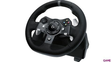 volante logitech pc volante logitech g920 driving xone pc es