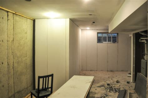Hometalk Finishing Our Basement With Smartwall Ideas For Finishing Basement Walls