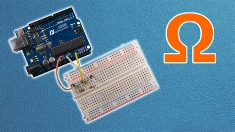 tutorial arduino basic how to make a simple arduino ohmmeter arduino tutorial