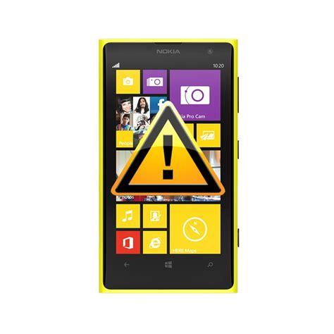 nokia lumia phone with front nokia lumia 1020 front repair