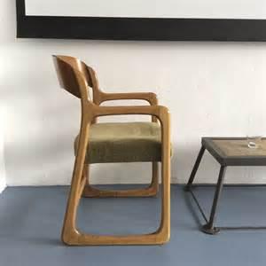 fauteuil traineau baumann 2 boutique brocante de la