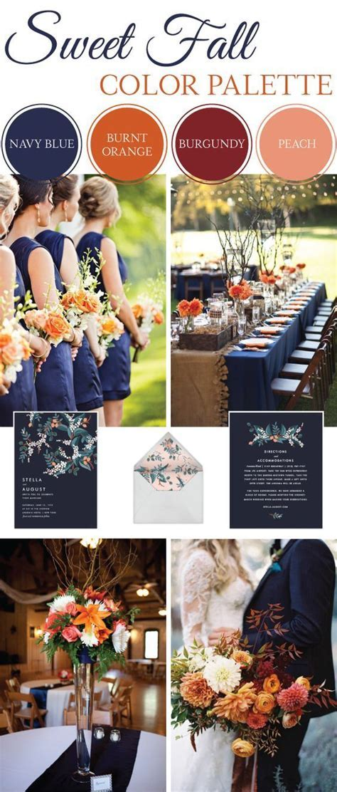 25  best ideas about Navy Wedding Colors on Pinterest