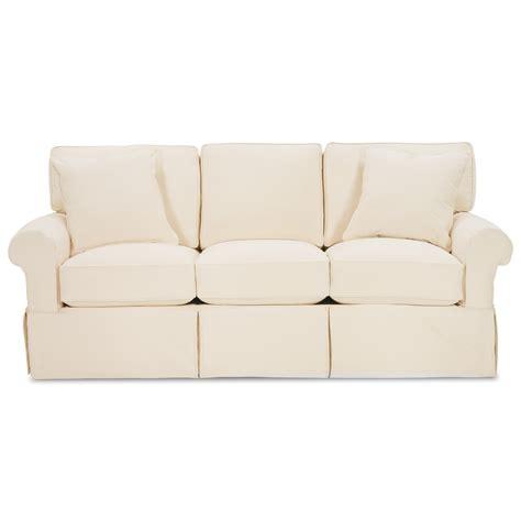 rowe sleeper sofa rowe nantucket a919q 000 sofa sleeper becker