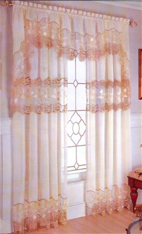lorraine home fashions seville ecru curtains lowest price lorraine home fashions seville m valance ecru 58 x 20 free shipping 11street