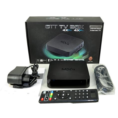android boxes android tv box mxq smart tv svet telefonije ツ
