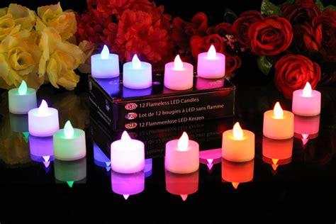 candele a batteria le candele a batteria