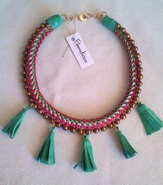 cadena de oro nudo marinero collar de nudos marineros collares de nudos pinterest