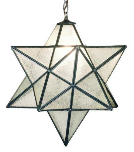 new moravian star glass outdoor light pendant lighting ebay