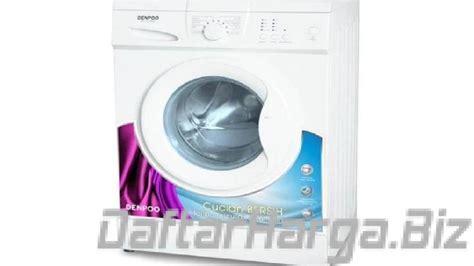 Daftar Mesin Cuci Front Loading Termurah big promo harga mesin cuci front loading 2018 daftarharga biz