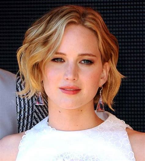 hairstyles jennifer lawrence astounding celebrity short hairstyles 2014 hairstyles