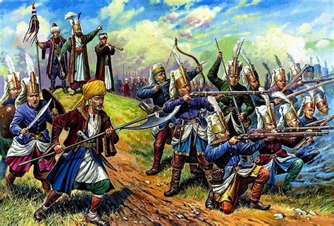 esercito ottomano jen 237 zaros los soldados esclavos imperio otomano