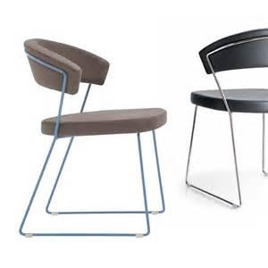 chaise new york de calligaris pi 232 tement luge depot design