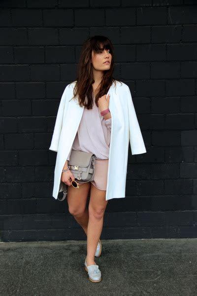 Wearing The Proenza Pink by Gray Ps11 Proenza Schouler Bags White Zara Coats