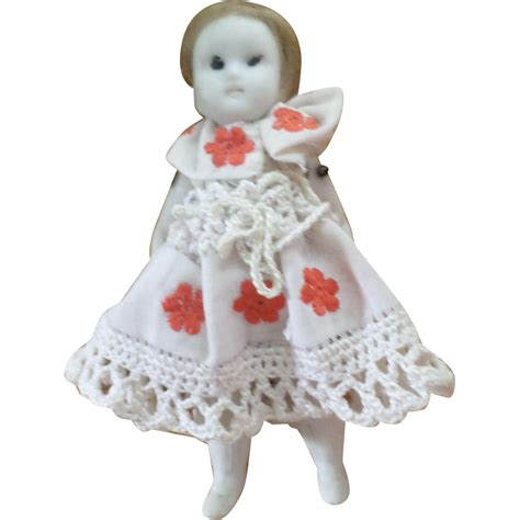 what is a bisque doll bisque japan doll from atticangel on ruby