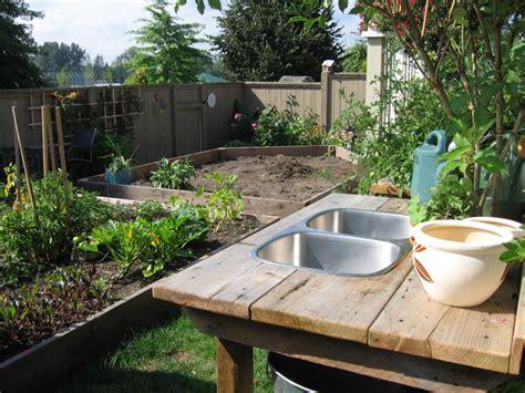 backyard sink pitt meadows part 3 lawn to food