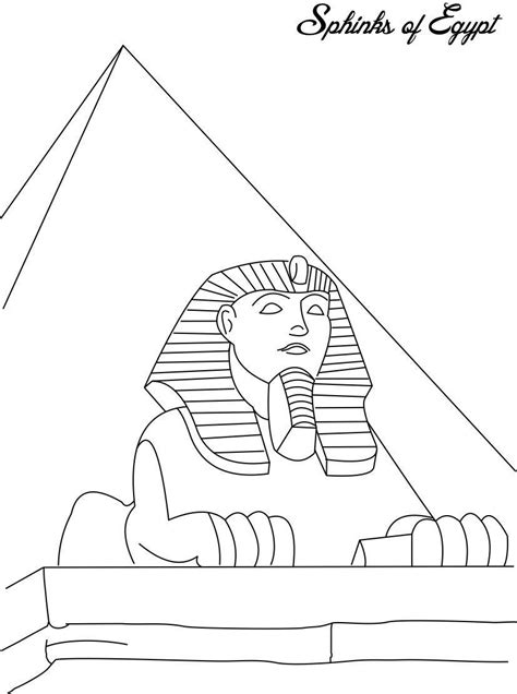 a z coloring pages sphinx coloring page az coloring pages