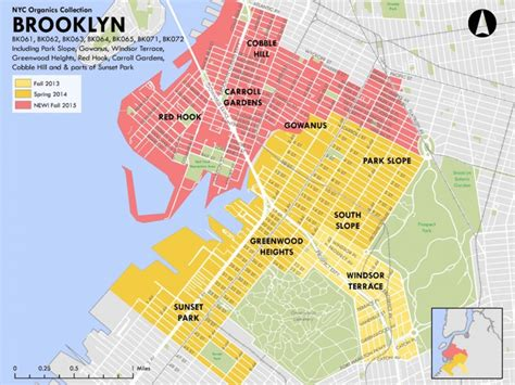 Carroll Gardens Zip Code by 6 More Neighborhoods To Get Curbside Compost Collection Park Slope Ny Patch