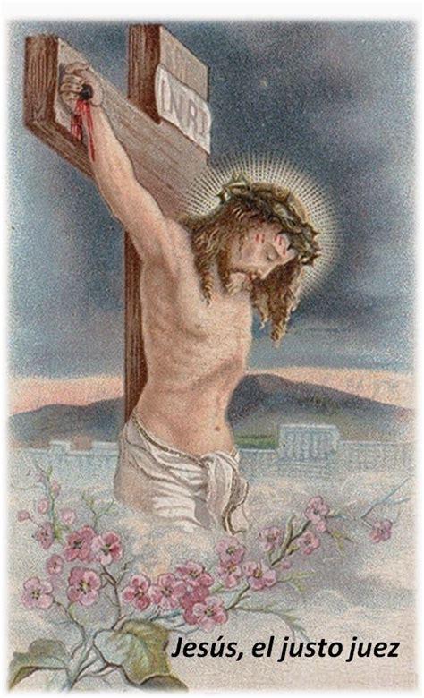 imagenes de jesus justo juez se 241 or jesucristo divino y justo juez de vivos y muertos