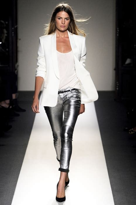 Trend White And Metallic by Trend Alert Metallic And Chicbroke And Chic