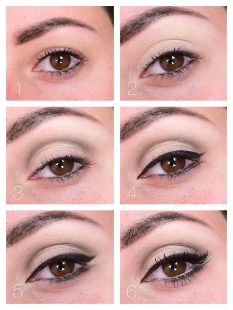 eyeliner tutorial natural look 19 soft and natural makeup look ideas and tutorials