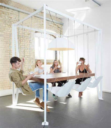 indoor adult swing swinging times 13 stylish fun indoor swings urbanist