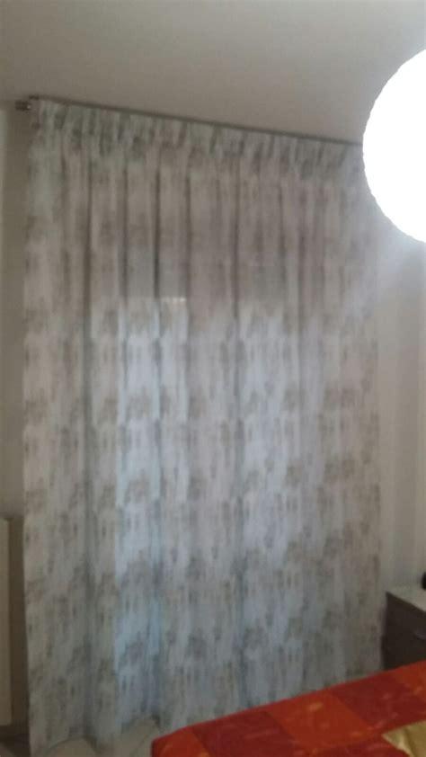 bastone tenda soffitto tenda arricciata su bastone a soffitto tende da interni