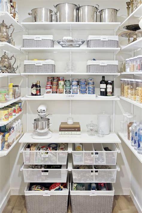 clever pantry organization ideas  tricks