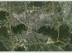 Maps from Google Earth & Google maps | ISU 2013 World Congress Earth Google Maps Satellite