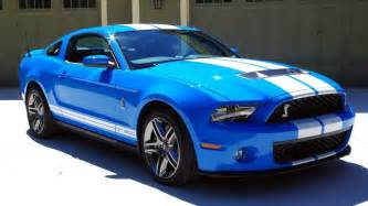 we ford s past present and future 2010 shelby gt 500